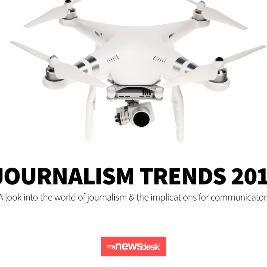 Journalist trends 2016