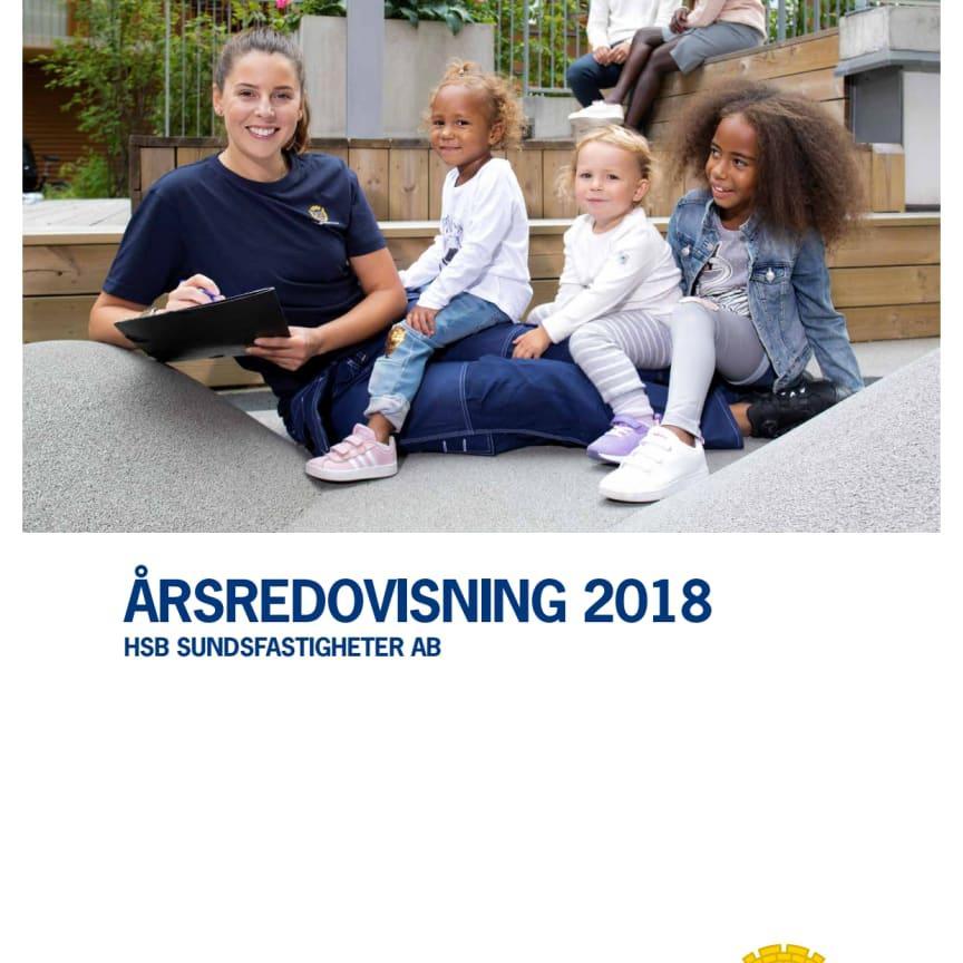 HSB Sundsfastigheter årsredovisning 2018