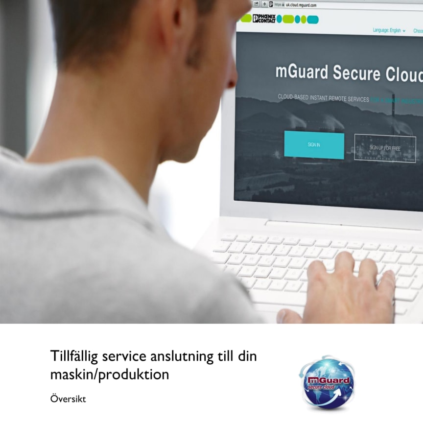 Förklaring på mGuard Secure Cloud