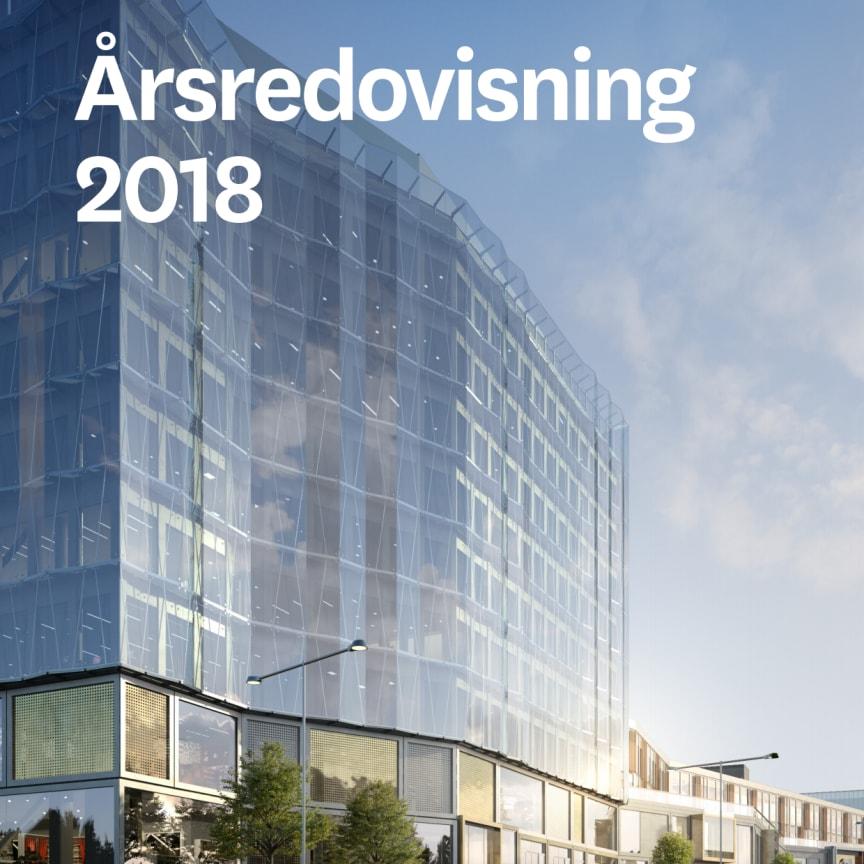 Skandia Fastigheter AB, Årsredovisning 2018