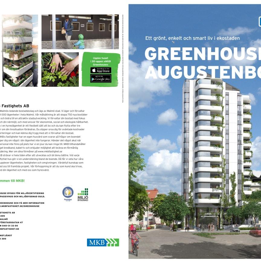 Greenhouse tio hållbara koncept