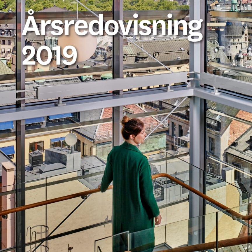 Skandia Fastigheter AB, Årsredovisning 2019