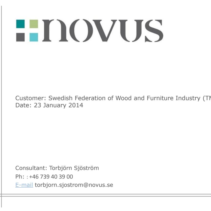 Novus Furniture Survey