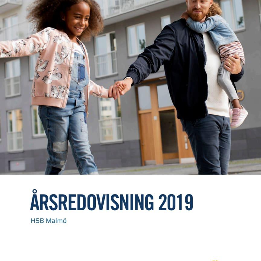 HSB Malmö årsredovisning 2019