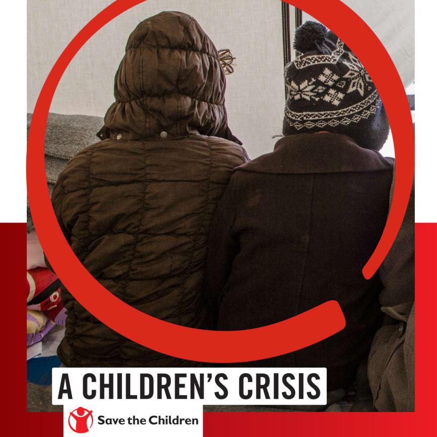 Rapport om barnens situation i läger i nordöstra Syrien