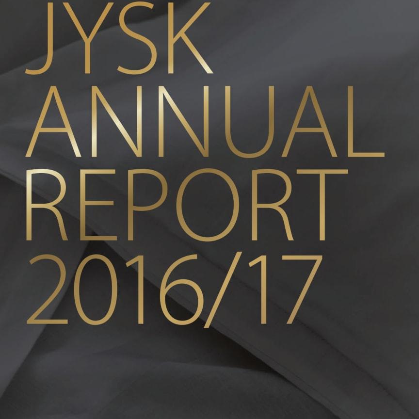 JYSK Annual Report 2016/17