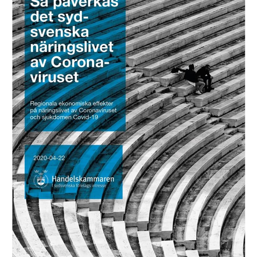Så påverkas det sydsvenska näringslivet av Coronaviruset - uppdatering april