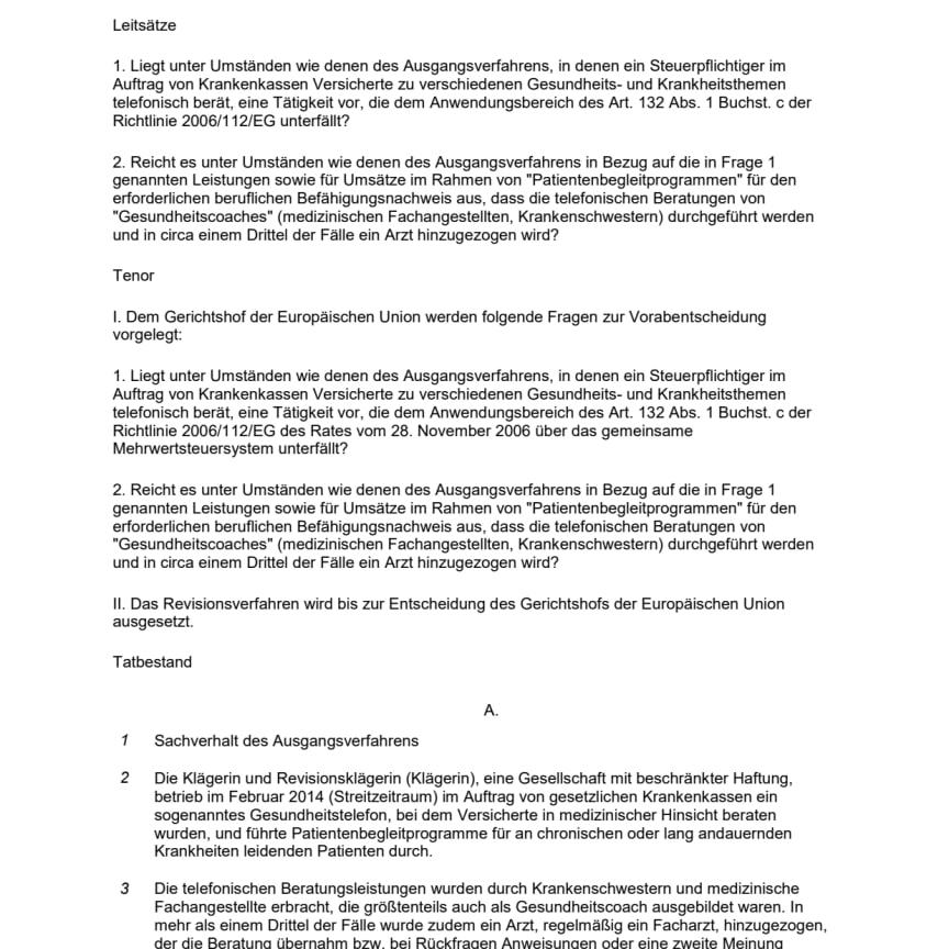 BFH Beschluss vom 18.09.2018 (XI R 19/15)