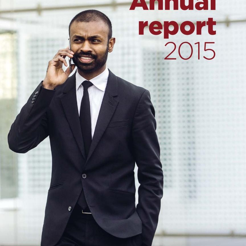 NNIT Årsrapport 2015