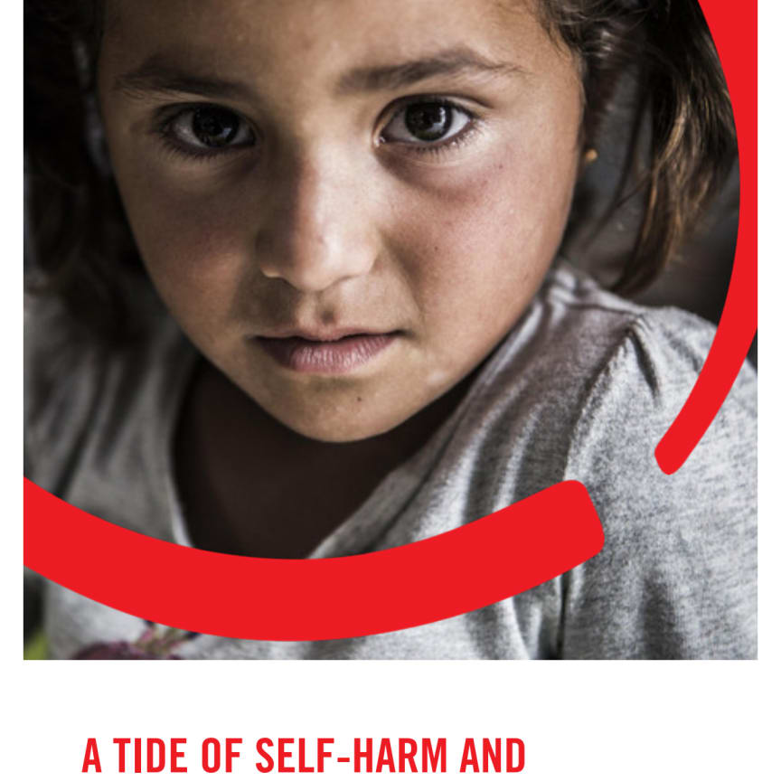 A Tide of Self-Harm and Depression