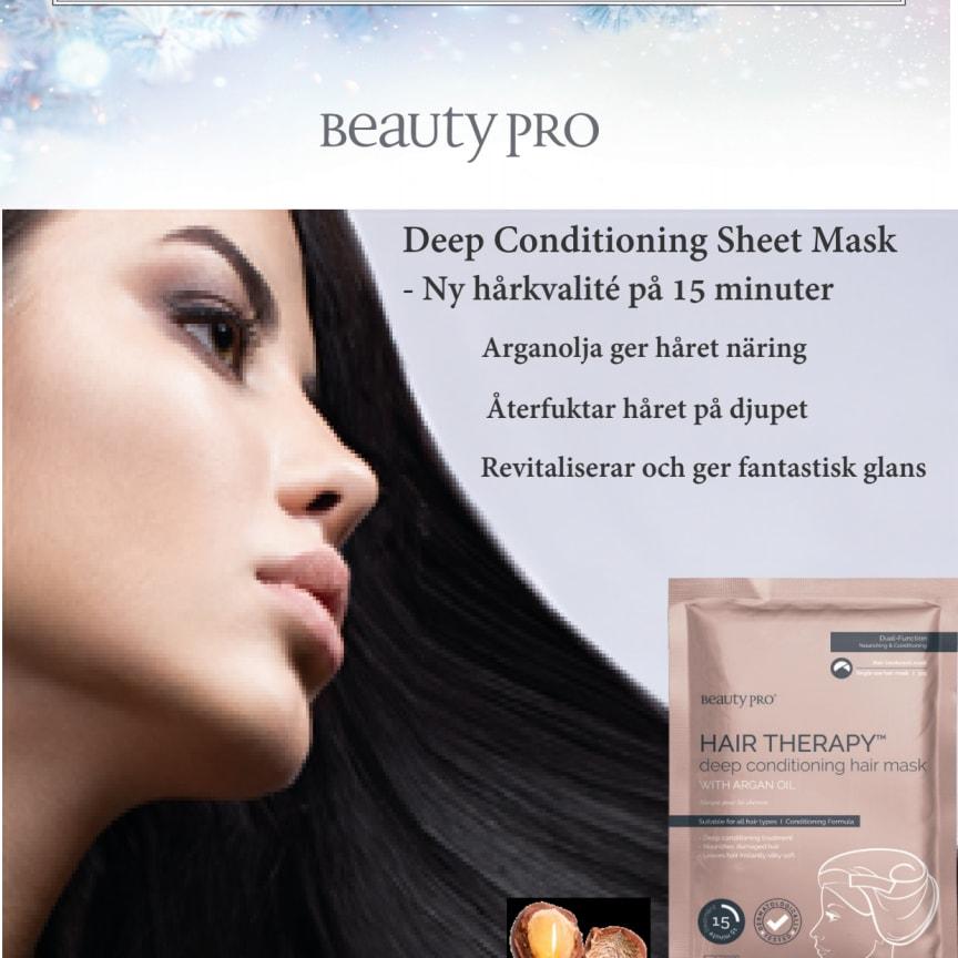 Beauty Pro Hair Therapy Jul 2019 A4 Skylt