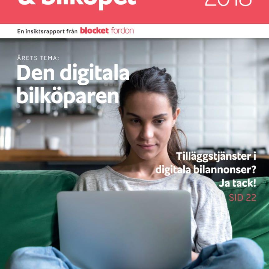 Svenskarna & bilköpet 2018 - Den digitala bilköparen