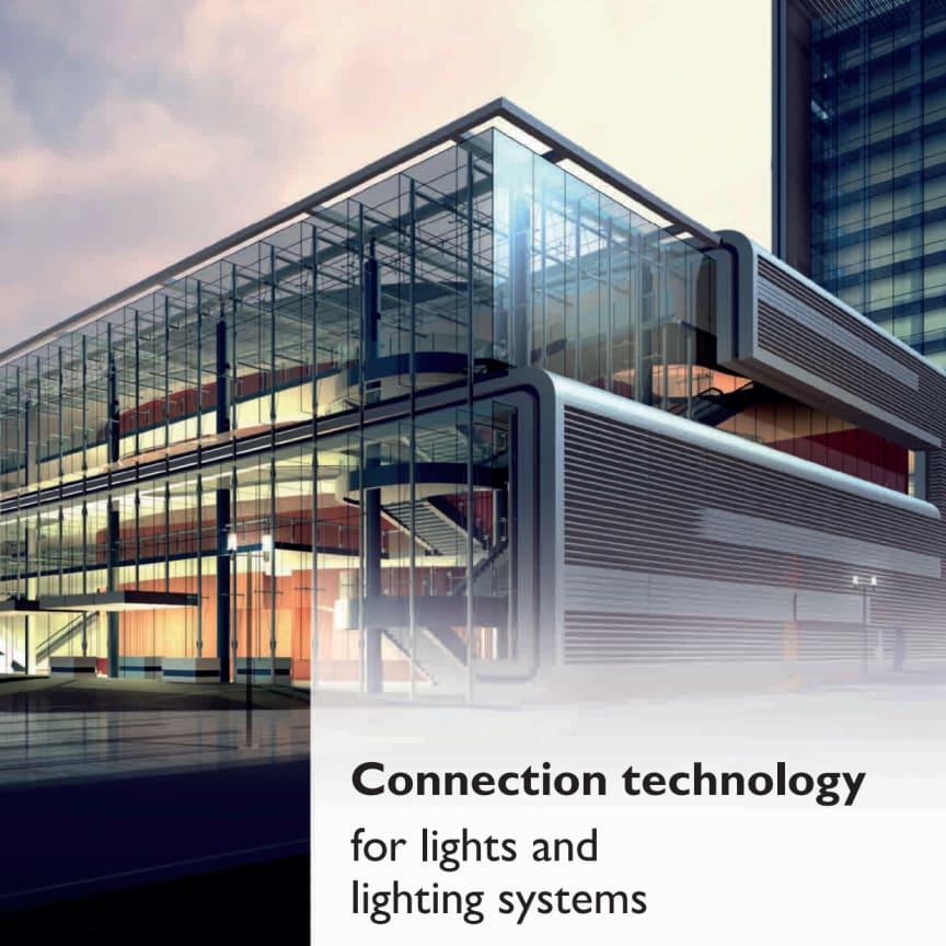 Broschyr om kontakter för LED belysning