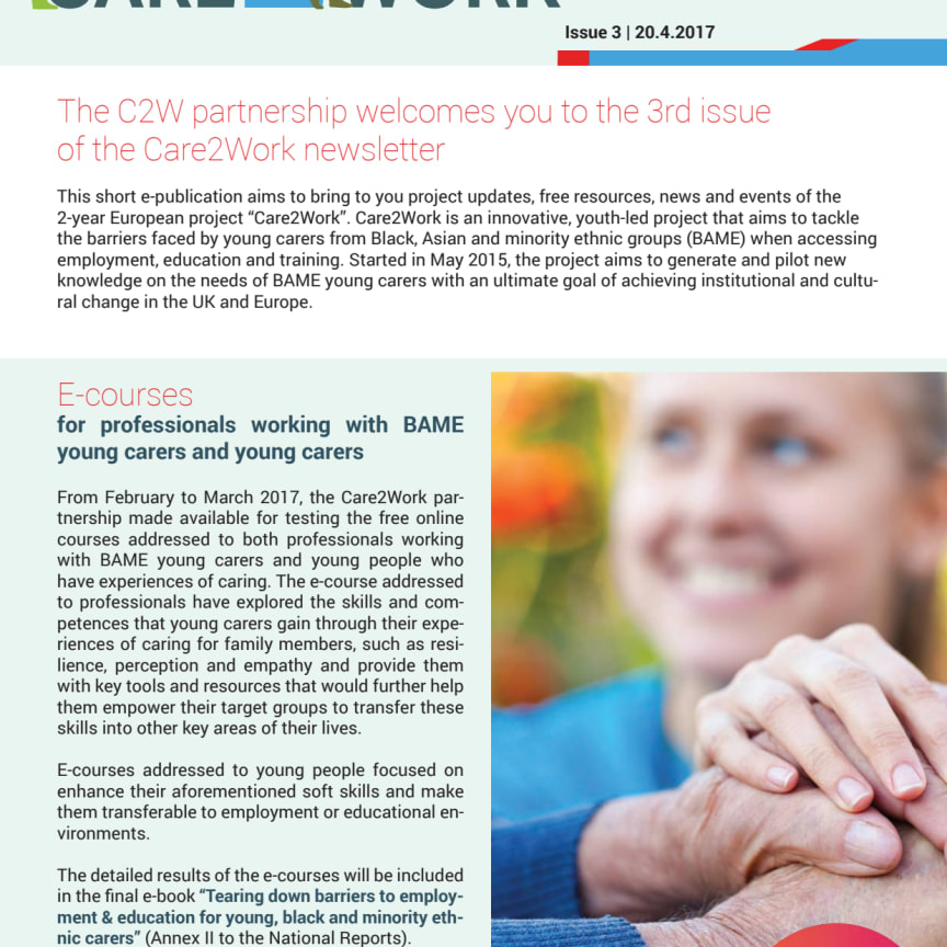 Newsletter Care2Work