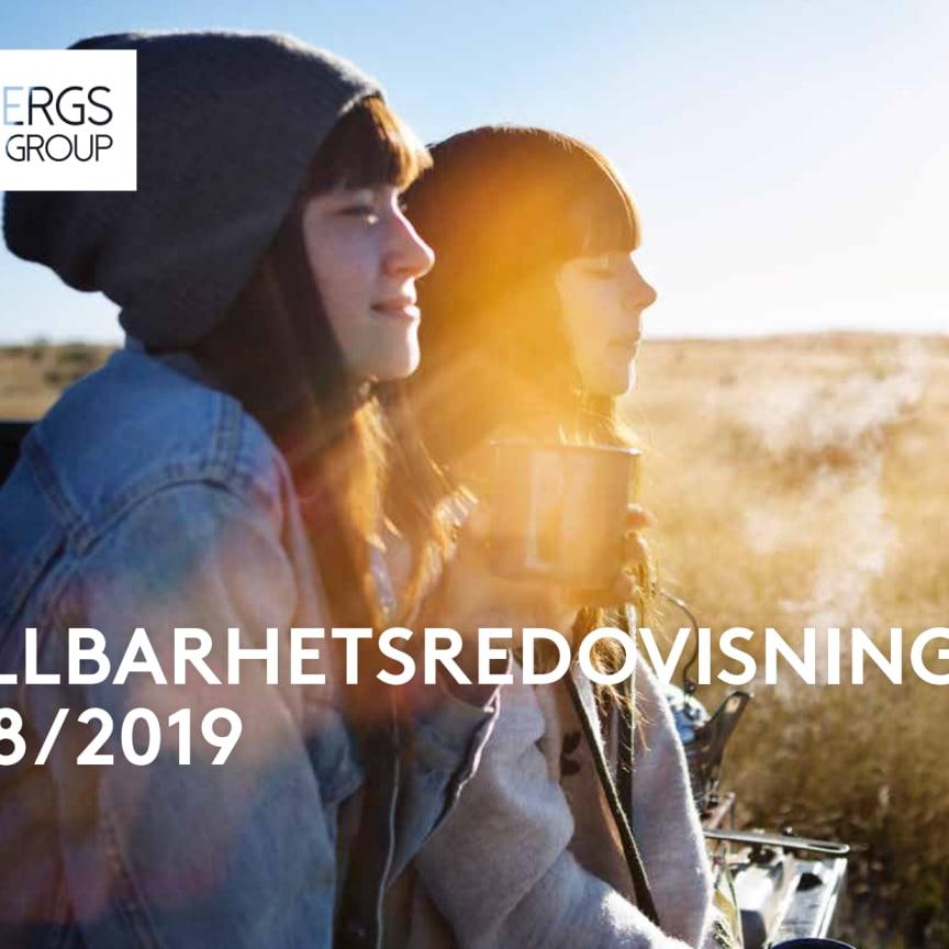 Löfbergs Hållbarhetsredovisning 2018/2019