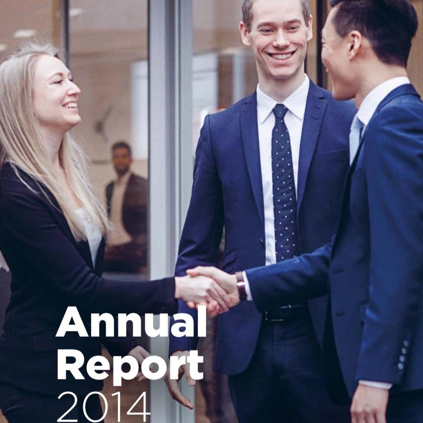 NNIT Årsrapport 2014