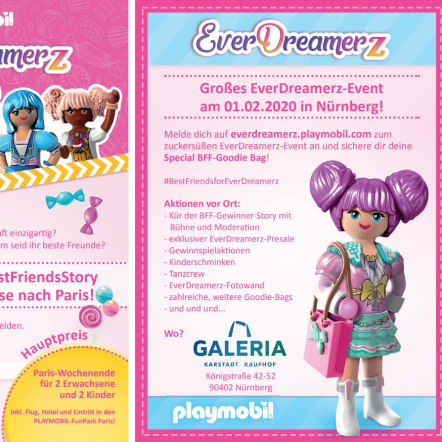 Großes EverDreamerz-Event am 01.02.2020 in Nürnberg!