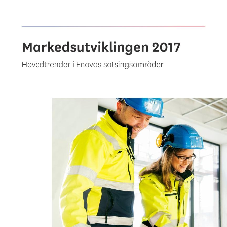 Rapport: Markedsutviklingen 2017