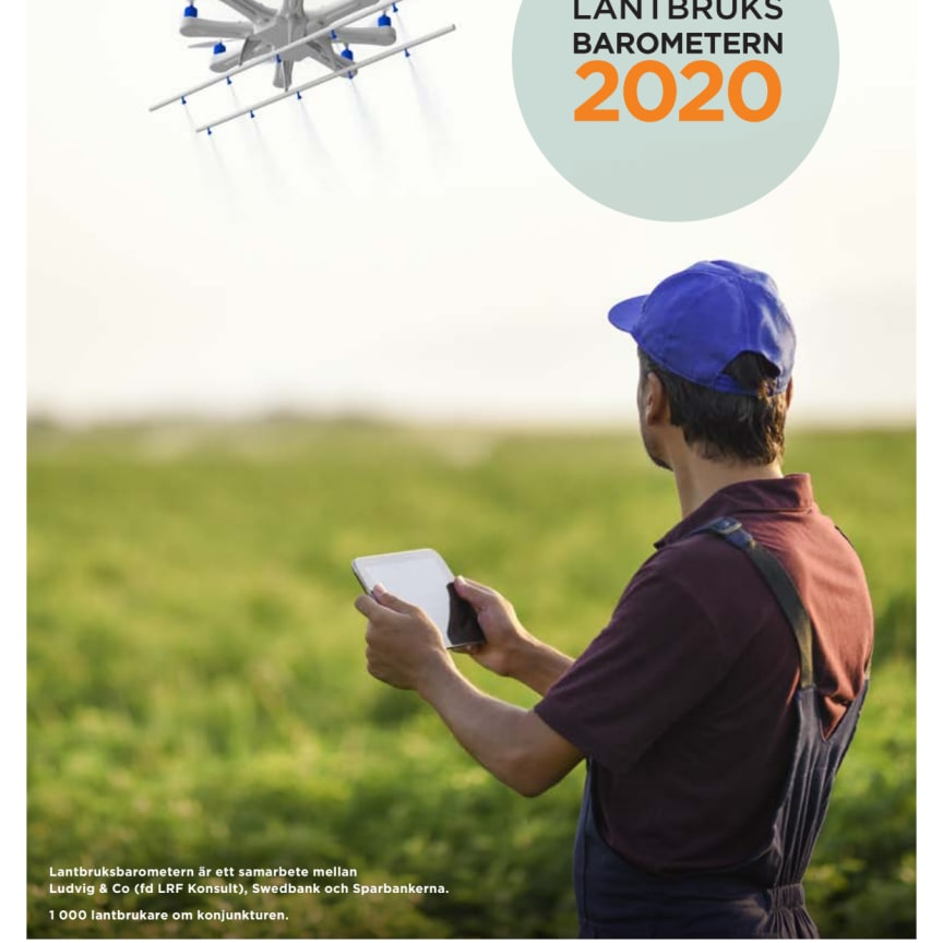 Lantbruksbarometern 2020