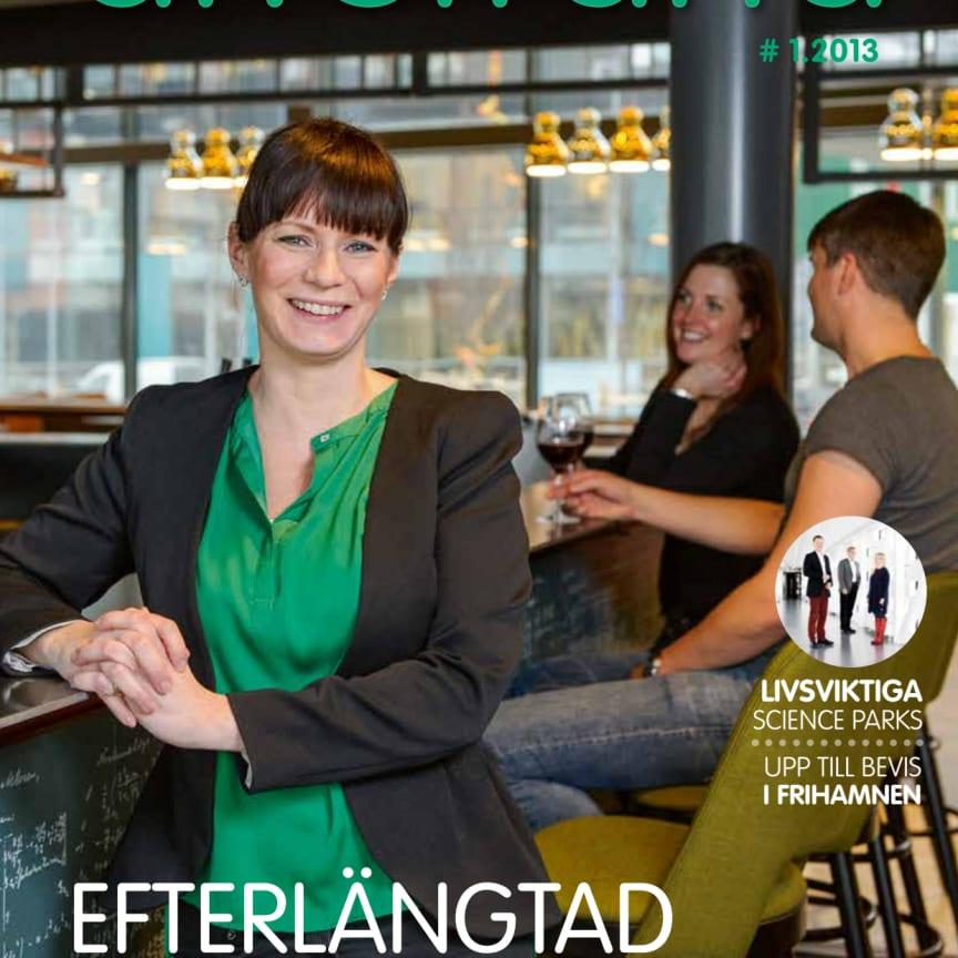 Älvstrand nr 1 2013 – Efterlängtad mötesplats