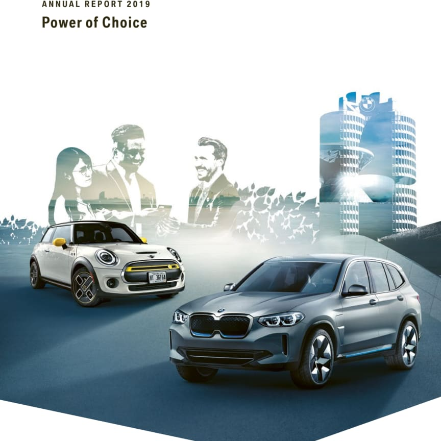 BMW Group Annual Report 2019