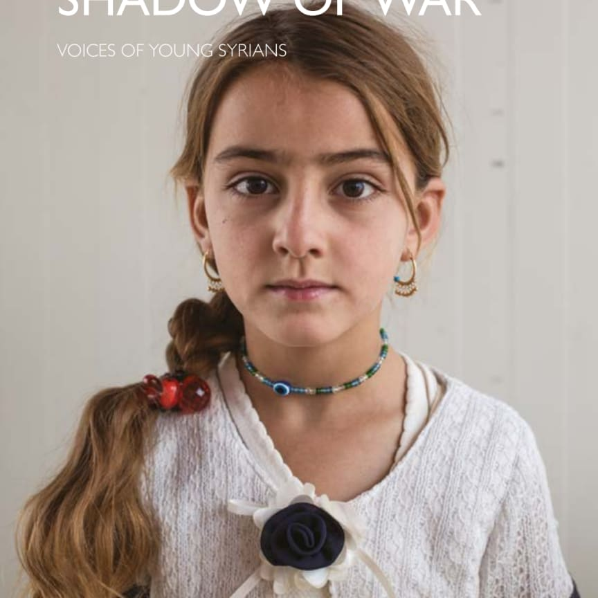 Childhood in the shadow of war