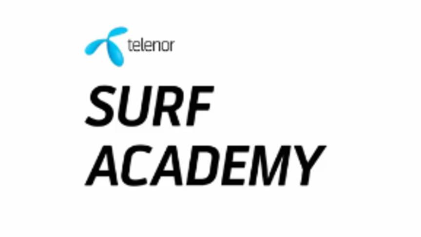 Ny film: Telenor Surf Academy