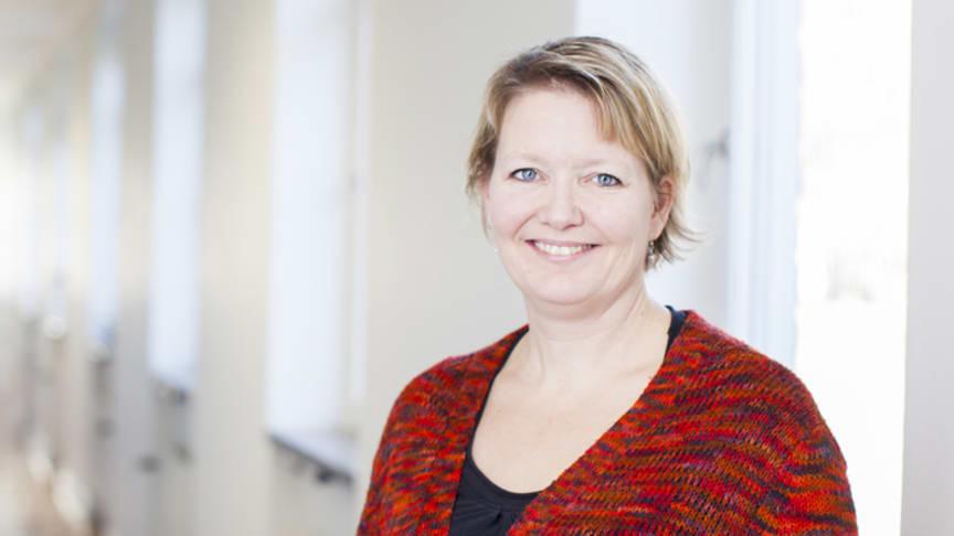 Anna Ambrose. Foto: Niklas Björling.