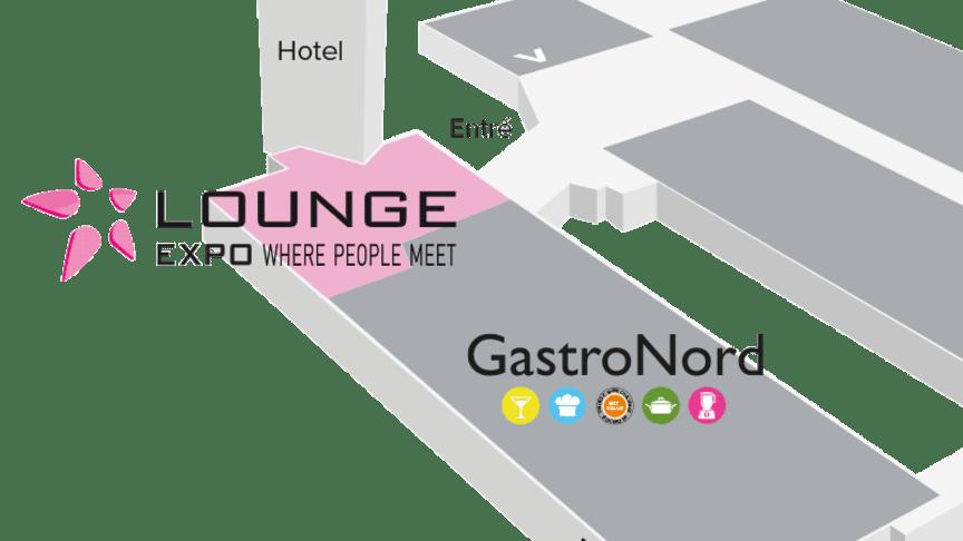Lounge Expo och GastroNord visar vägen till framgång och ökad lönsamhet för hotell- och restaurangbranschen!