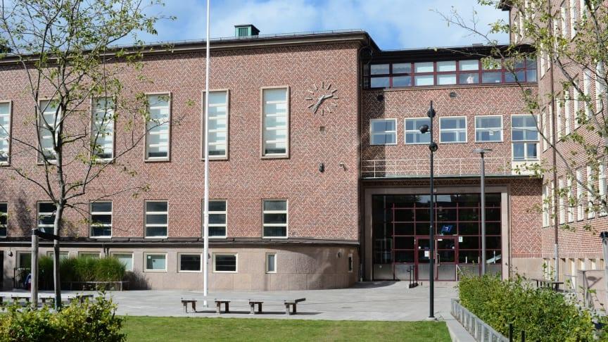 Malmö Borgarskola söker berättelser från krigsslutet 1945. Foto: Chris Munsey