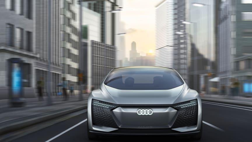 Audi Aicon (Augmented White)