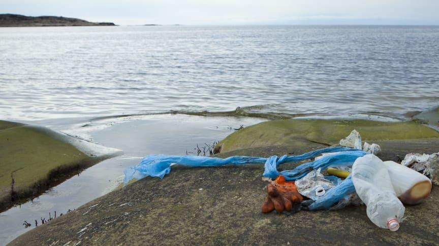 HaV ger sex miljoner kronor för att minska skräpet längs Bohuskusten