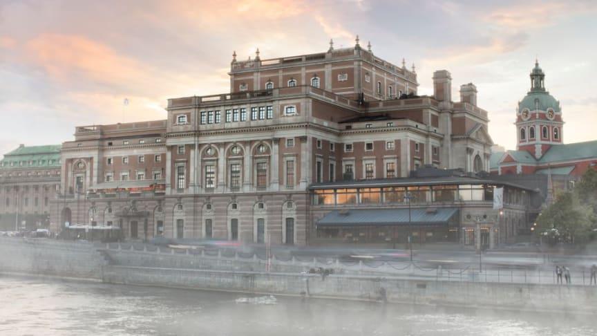 Kungliga Operan. Foto Kungliga Operan/Markus Gårder