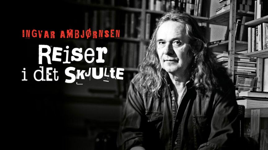 «Reiser i det skjulte» er en helt ny, fremdeles ikke ferdigskrevet thriller-føljetong av Ingvar Ambjørnsen.