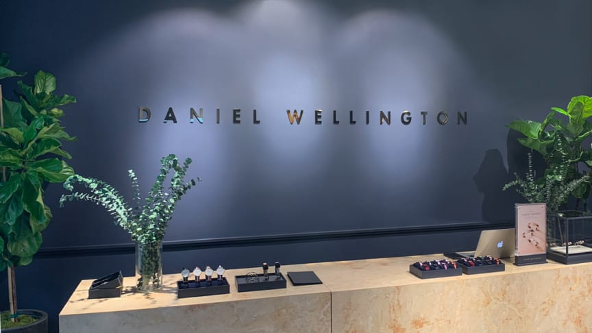 Daniel Wellington, Rockefeller Center, New York