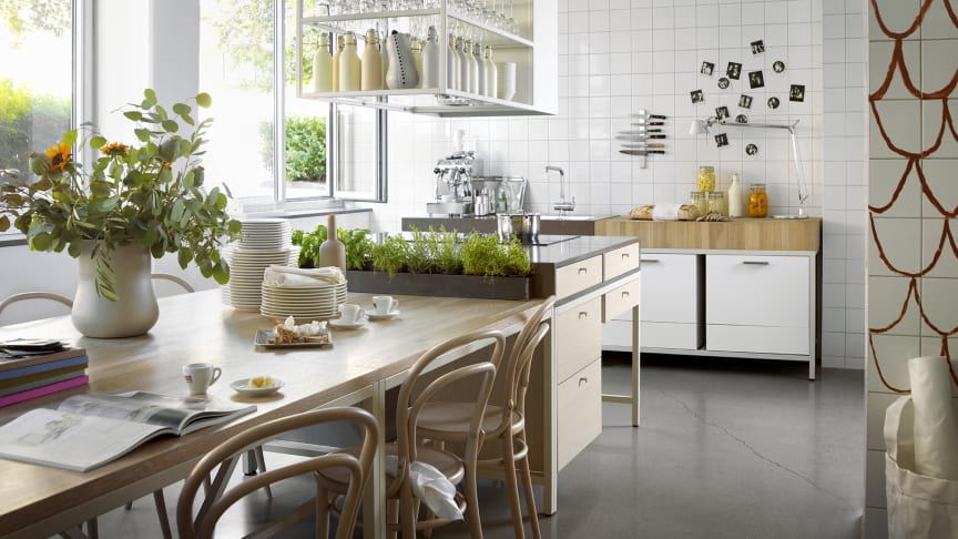 Köksserien Signatur Sandell Marbodal tilldelas priset  Årets Kök på Elle Decoration Swedish Design Awards