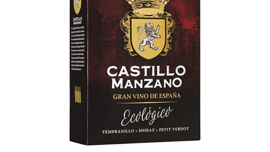 Fylligt, smakrikt och ekologiskt rött vin