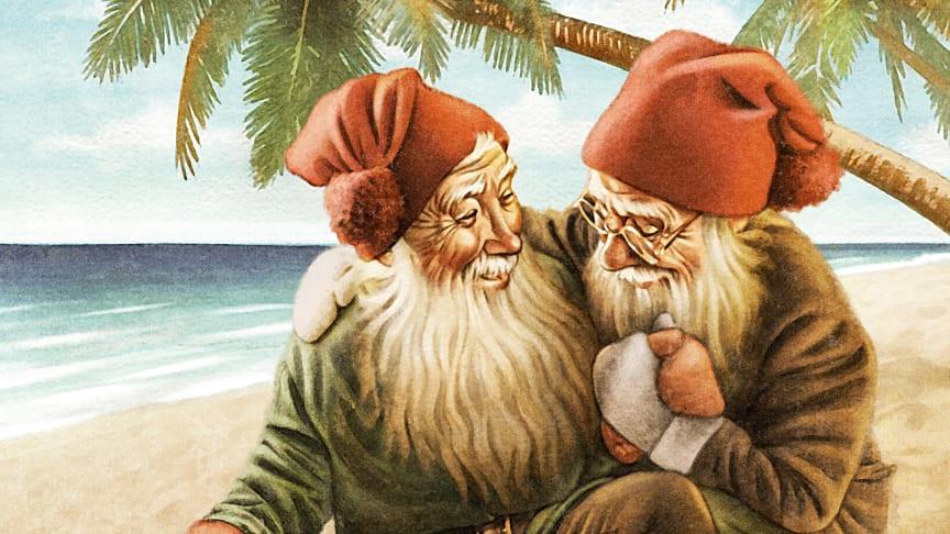 Normbrytande traditioner i årets julkampanj för Flygbussarna