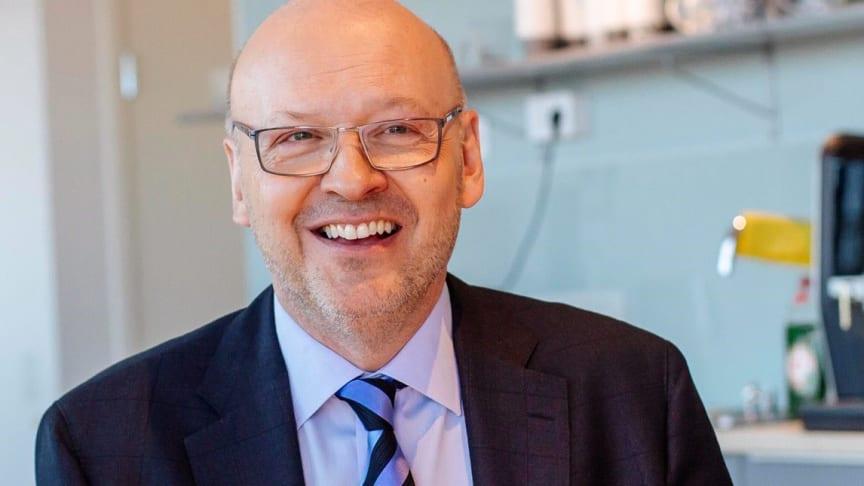 Dan Brännström, en av deltagarna vid Hogias inspirationsdagar för byråer i november.