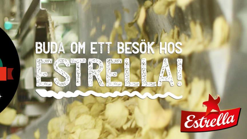 Buda om ett besök hos Estrella till förmån för Musikhjälpens insamling 2019