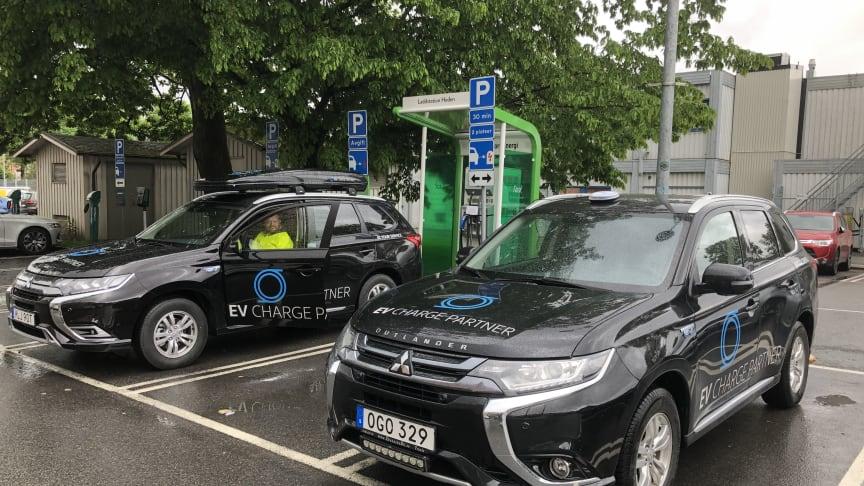 Möt våra partners: EV Charge Partner - laddstationernas husläkare