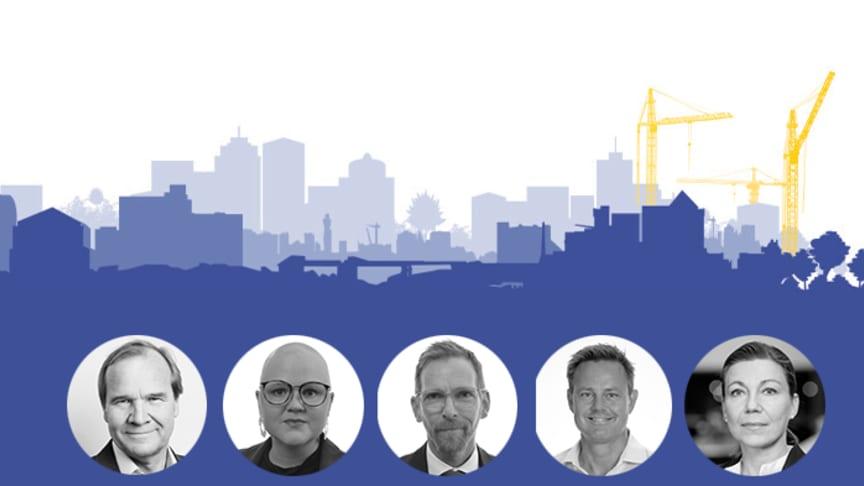 Digitalt seminarium 1/6: Hur påverkas bostadsmarknaden av coronakrisen?