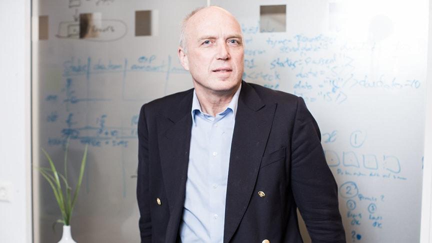Erling Gustafsson är Business Manager på AddSecure Smart Grids
