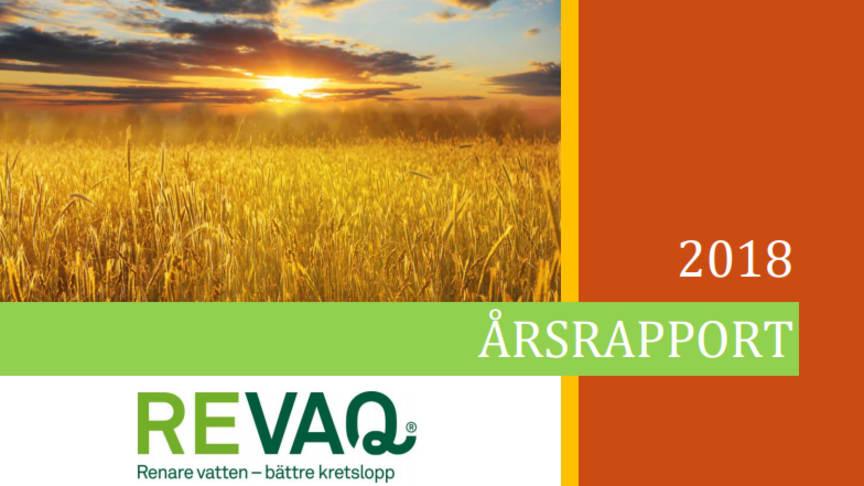 Stor ökning av fosfor, kväve och mull från Revaq