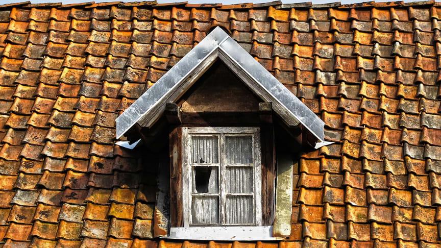 Detta behöver du tänka på när du lägger om ditt tak