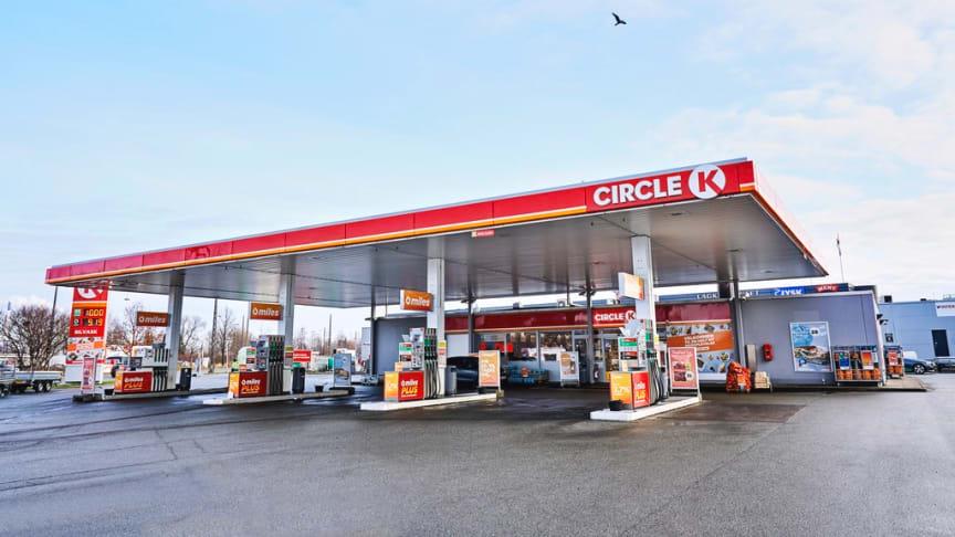 Circle K Danmark er åben over alt i Danmark