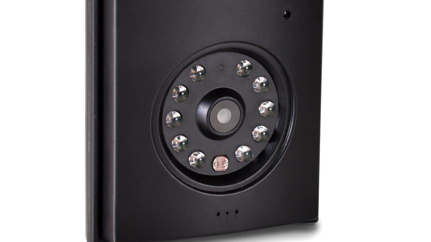 GSM-kamera med SMS, MMS och e-postfunktion