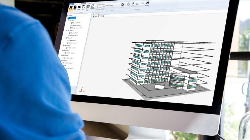 TEKNOsim 6.0 förenklar projekteringsarbetet