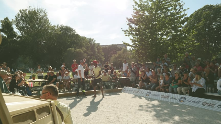 La Majonnaise - Sveriges största boulefest