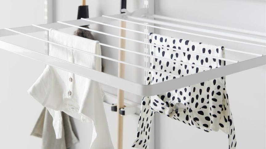 10 tips til orden på vaskerommet